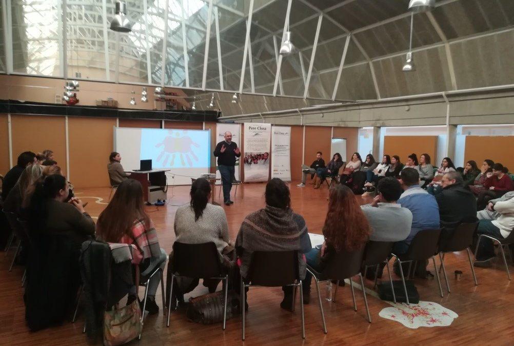 La Fundació Privada Pere Closa celebra la primera  Jornada de Professionals – 22/12/17
