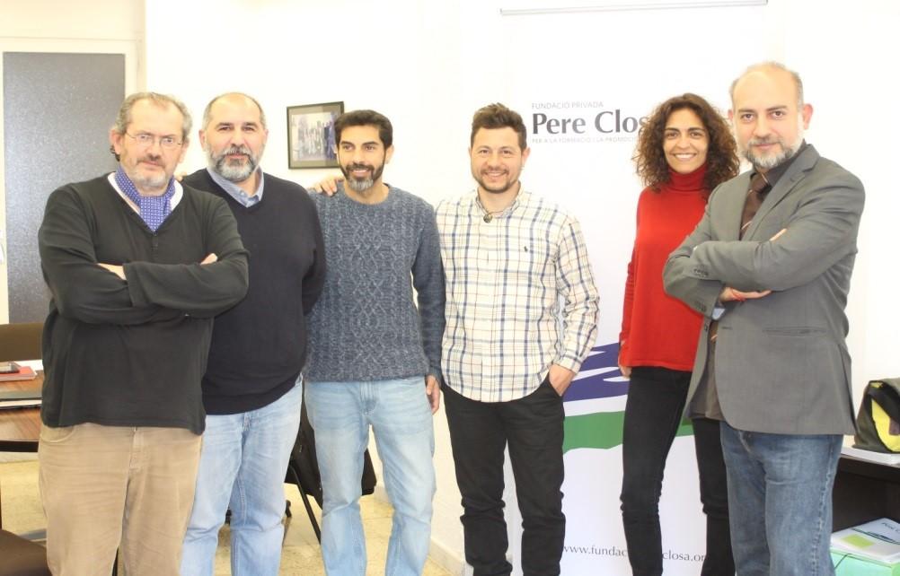 La Fundació Privada Pere Closa renova el seu Patronat – 05/10/17