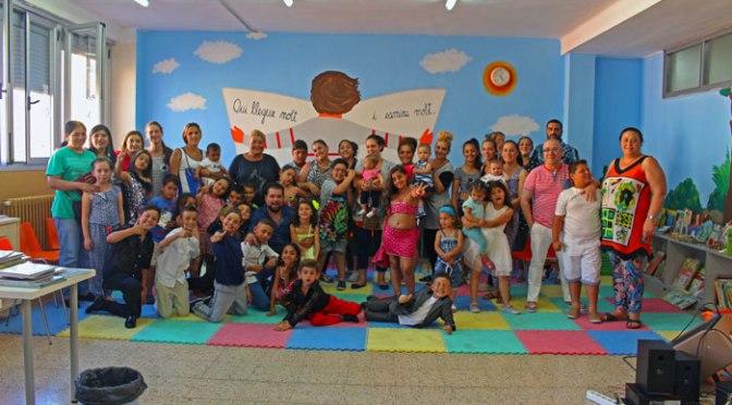 Comença a badalona el projecte aprenent junts: siklôvas khetane – 29/03/2016