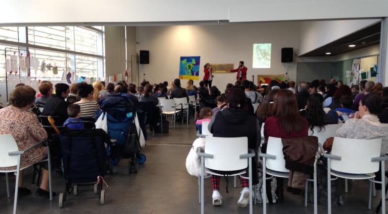 Concurs literari de Sant Jordi – 21/04/2016