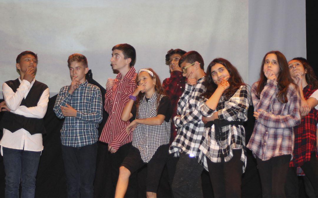 L'Àrea de Cultura Gitana porta el projecte Teatre Rromano al Teatre Principal de Badalona – 15/06/2018