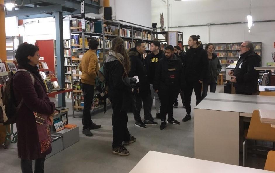 Ampliant horitzons per a l'ocupabilitat dels joves gitanos a partir de l'economia social i solidària – 20/12/2018