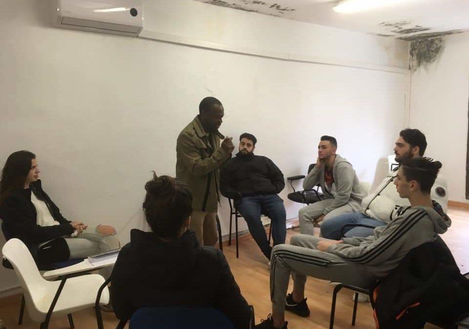 La Fundació Privada Pere Closa organitza una formació en competències professionals a càrrec de Jacinto Elá Eyene – 20/09/2018
