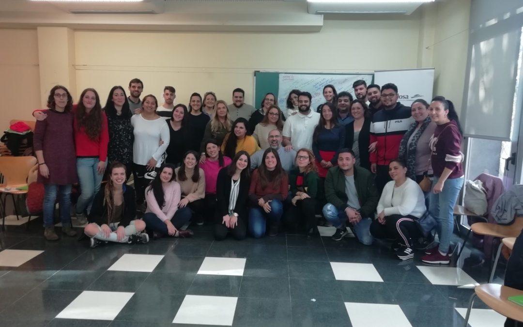 La Fundació Privada Pere Closa organitza l'acte de cloenda de la Xarxa de Prevenció d'Emancipacions Prematures i dels projectes Romapren i SERCo – 14/12/2018