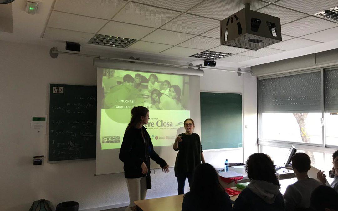 La Fundació Privada Pere Closa organitza una taula rodona sobre economia social i solidària – 27/11/2018