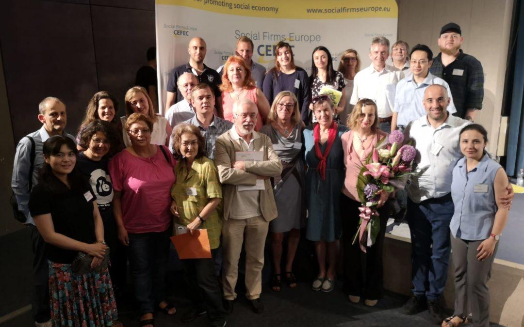 La Fundació Privada Pere Closa és escollida com a entitat membre de la Xarxa Europea CEFEC- 18/06/19