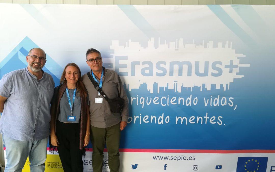 La Fundació Privada Pere Closa forma part del Projecte DREAM del programa Erasmus+ de la Comissió Europea – 09/09/19
