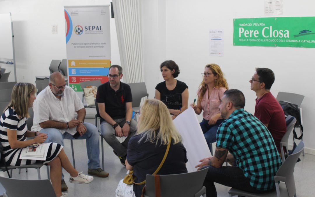 La Fundació Privada Pere Closa organitza la II Jornada de Treball Sortir de l'Exclusió a través de la Inserció Laboral en el marc del projecte SEPAL – 02/10/19