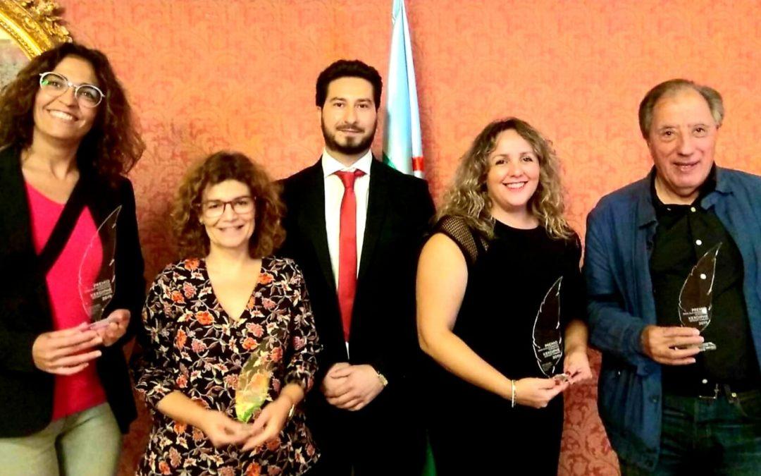 La Fundació Privada Pere Closa rep el premi Nina Alexandrovna Dudarova 2019 amb motiu de la divulgació de la Rromani čhib – 05/11/19