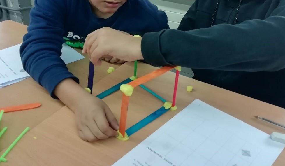La Fundació Privada Pere Closa treballa la Codocència a partir de la geometria – 12/12/19
