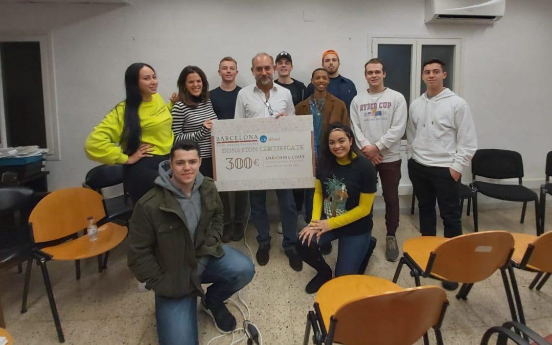 La Fundació Privada Pere Closa rep una delegació d'estudiants universitaris dels Estats Units d'Amèrica – 08/01/20