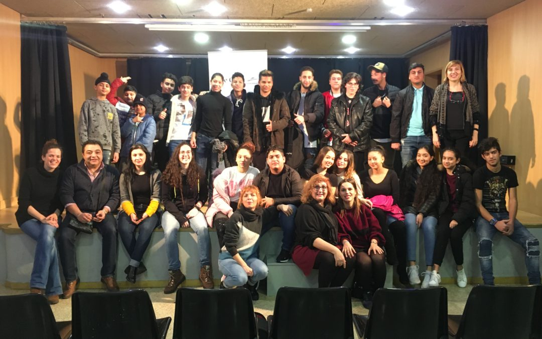 La Fundació Privada Pere Closa i l'Institut Eugeni d'Ors, del barri badaloní de Sant Roc, presenten  l'exposició fotogràfica del projecte Xarxa de Prevenció de les Emancipacions Prematures – 17/12/19