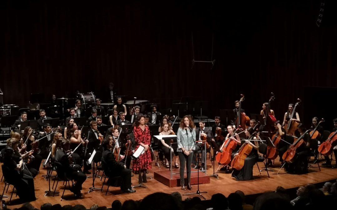 La Fundació Privada Pere Closa ha estat la beneficiaria d'un concert solidari ofert per la Jove Orquestra Simfònica de Barcelona – 03/02/20