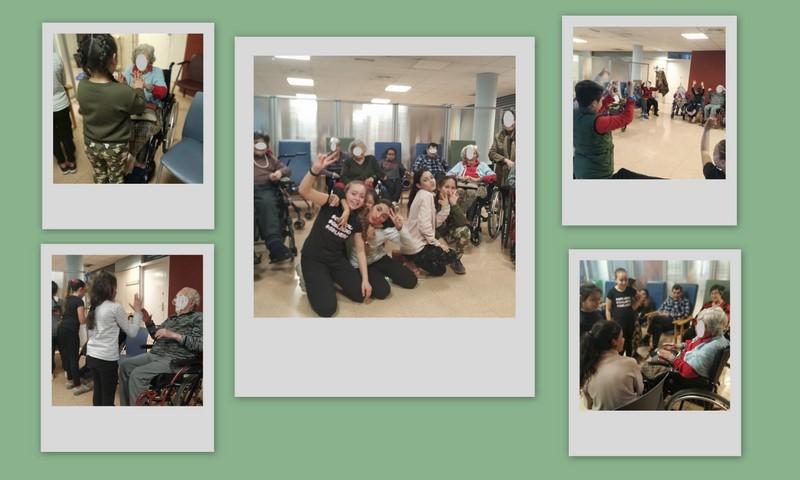La Fundació Privada Pere Closa comença un projecte intergeneracional amb els infant de la Cibercaixa – 31/01/20