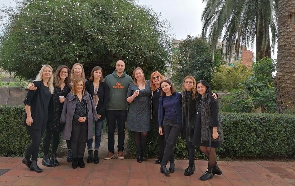 La Fundació Privada Pere Closa organitza la trobada internacional de coordinació de l'equip directiu del projecte SEPAL – 27, 28 i 29/11/19
